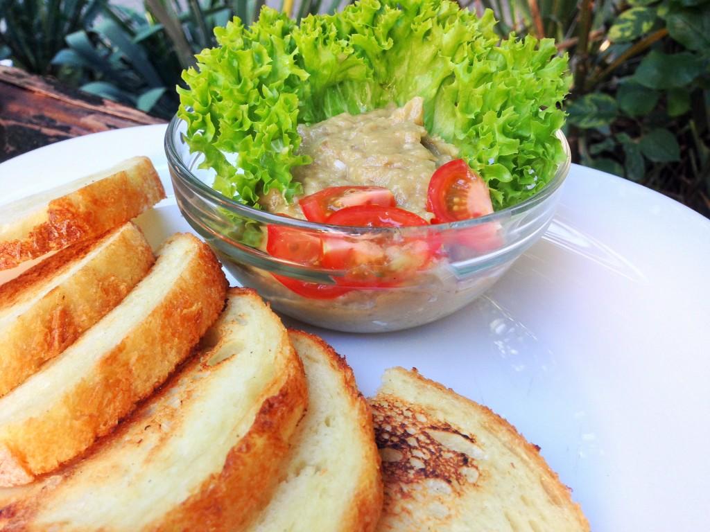 Salata de Vinete - Eggplant Salad