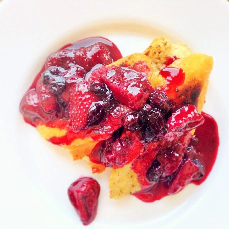 Vegan French Toast with Chia Seeds