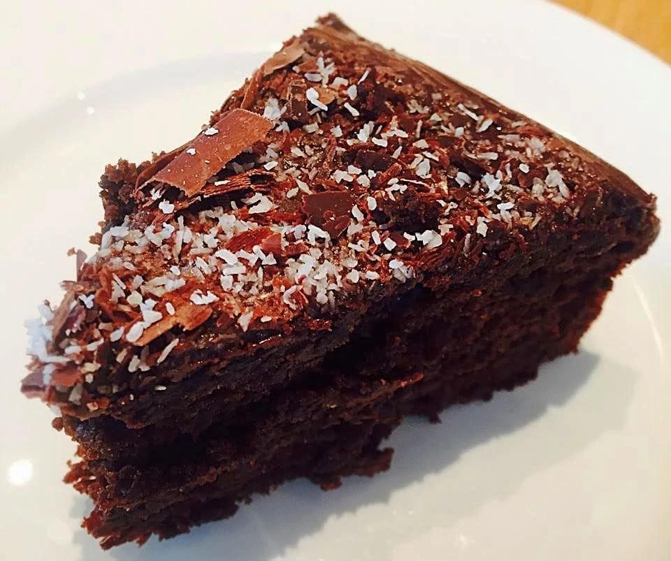 vegan chocolate cake edinburgh