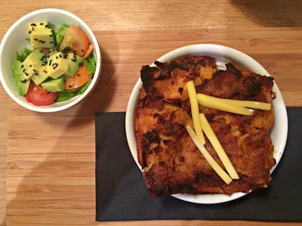 vegan dining options in copenhagen