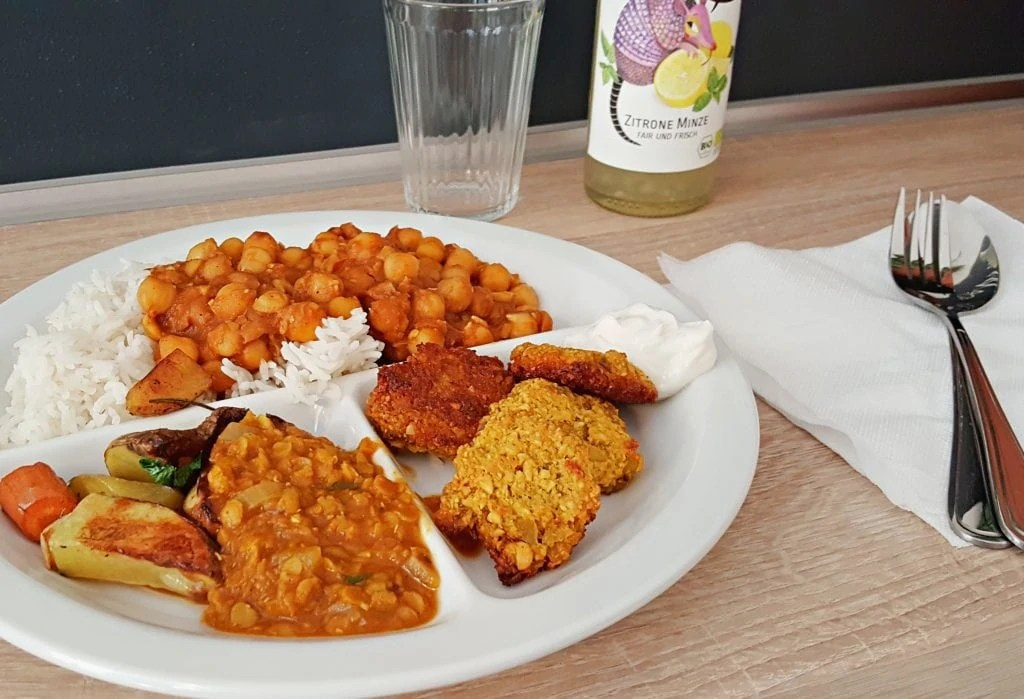 best vegan Indian food Prague