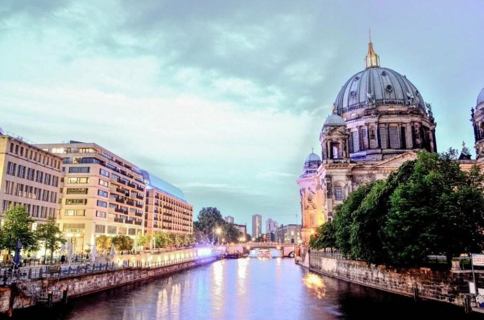 best veganized dishes in Berlin