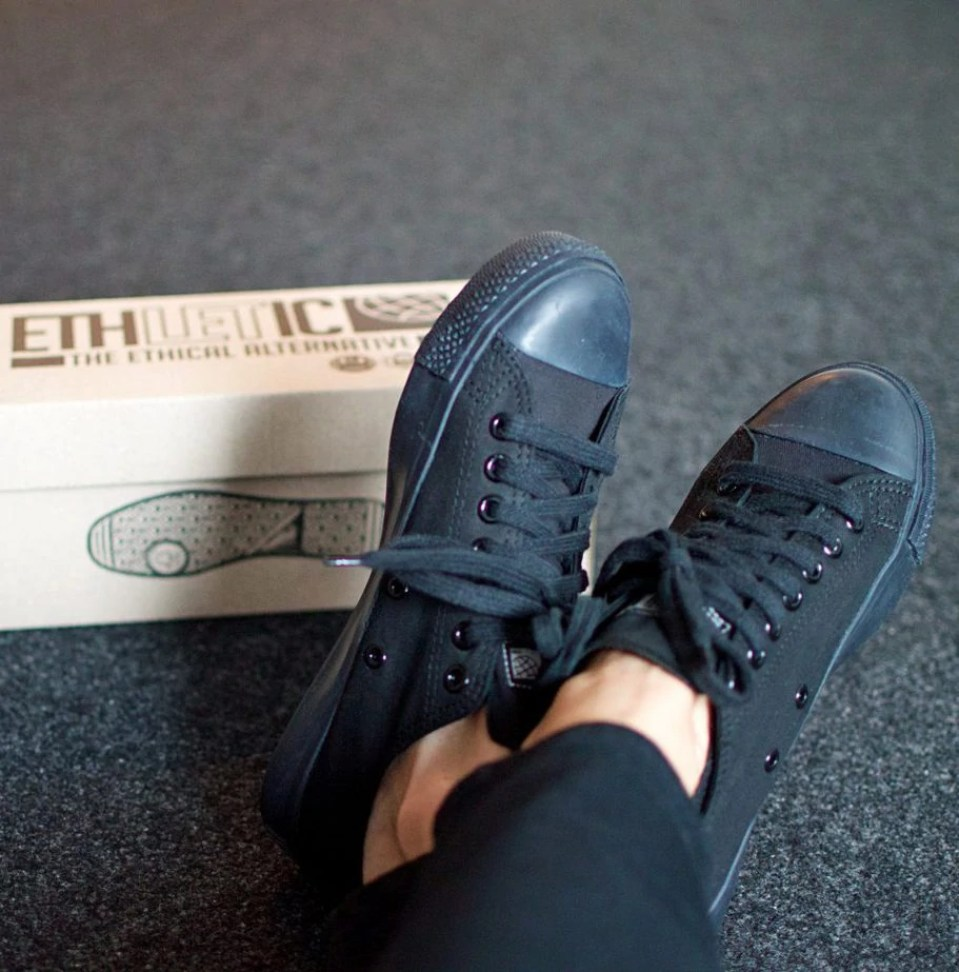 Ethletic Vegan Shoes