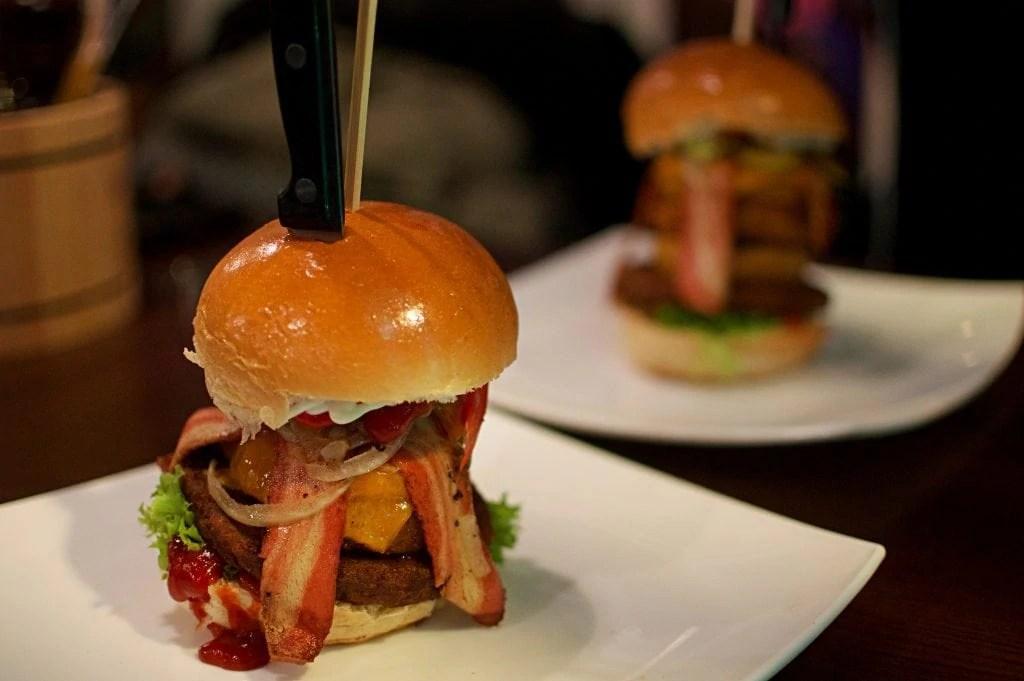 lily vegan burger berlin