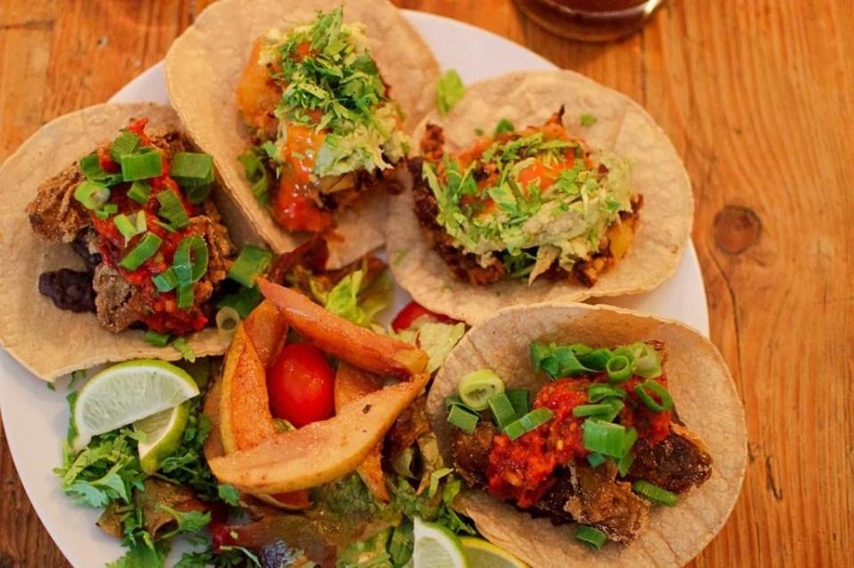 best vegan tacos in berlin