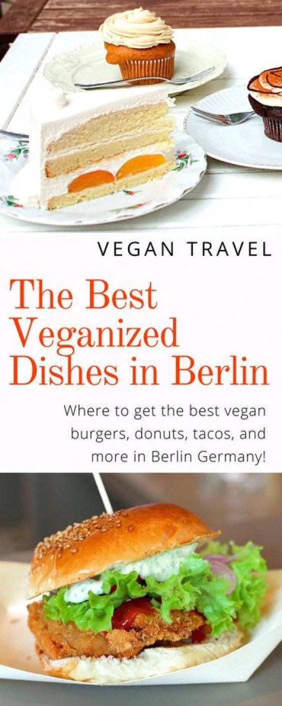 The Best Vegan Food in Berlin Germany