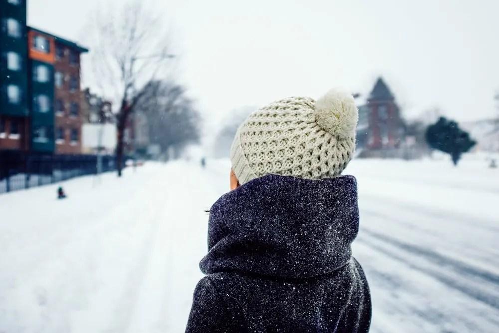 Vegan Winter Packing List Europe