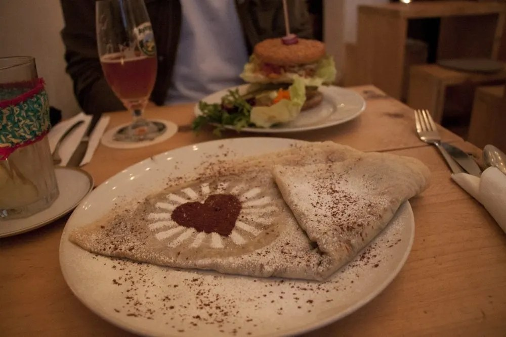 Let It Be Vegan Crepes in Berlin