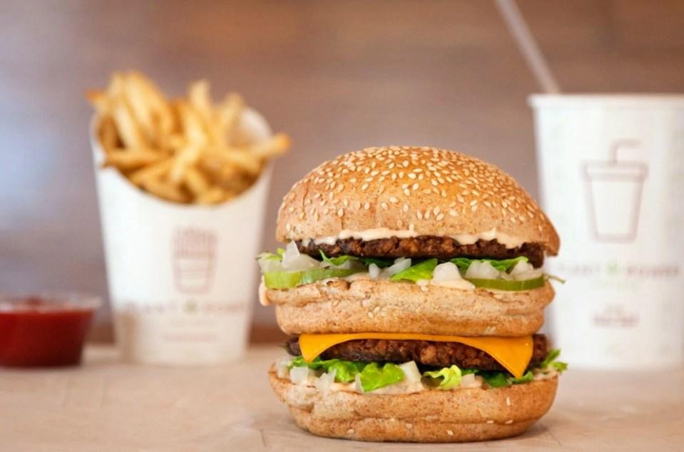 best vegan burgers in los angeles
