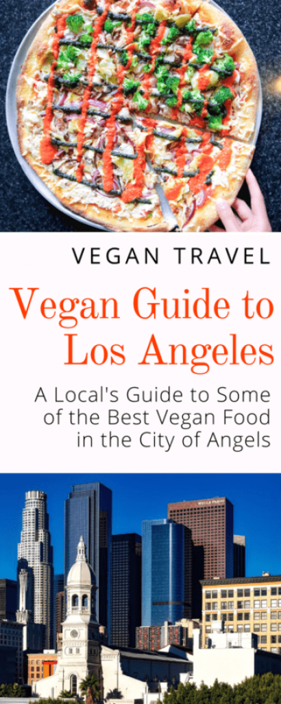 best vegan food in Los Angeles