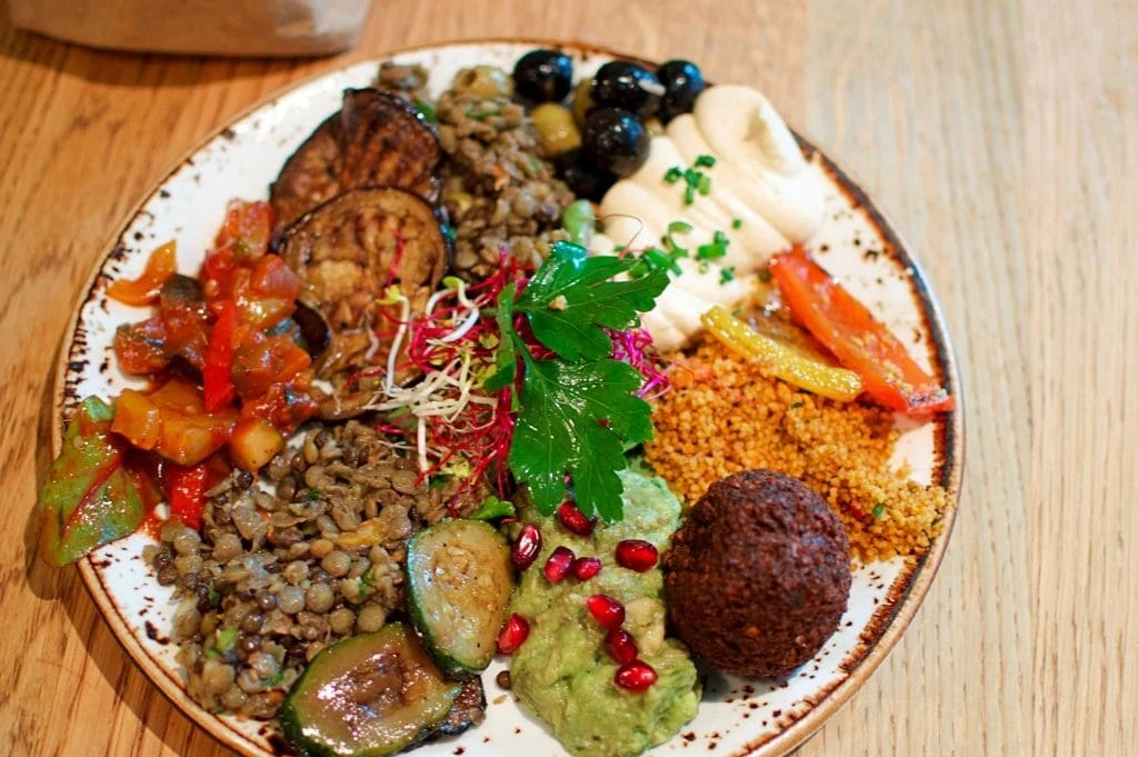 Best Vegan food in Frankfurt