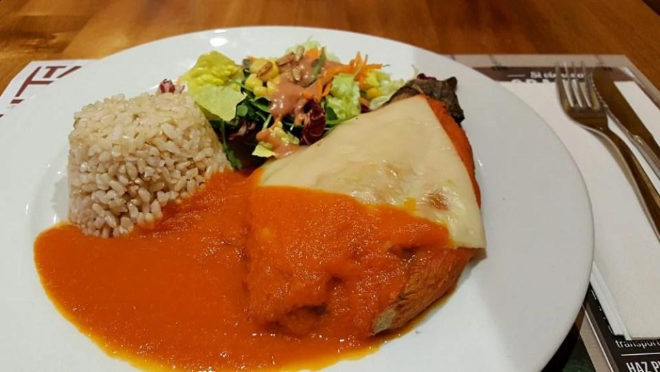 Canadu Vegetarian Restaurant Malaga Spain