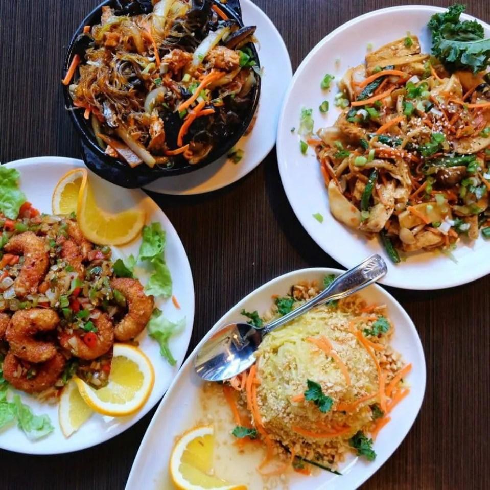 Indochine Vegan Restaurant in San Francisco