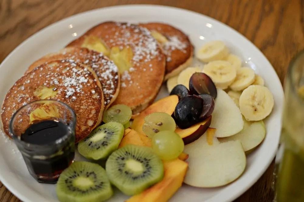 Best Vegan Breakfast in Krakow at Mo-ja Cafe