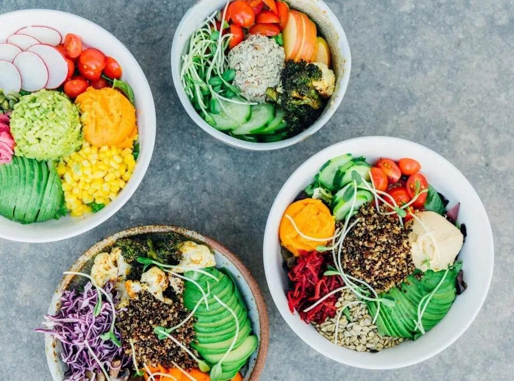 Nourish Cafe Vegan Restaurant in San Francisco