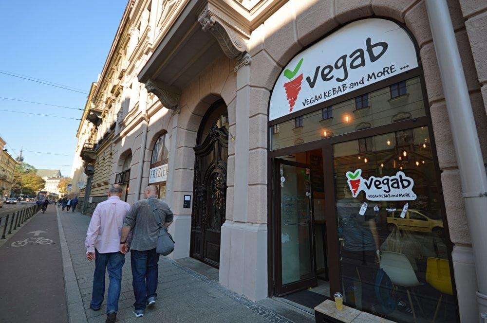 Best Vegan Kebabs in Krakow Vegab