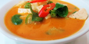 Vegan Delight Spotlight: Thai Red Curry