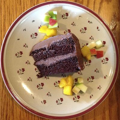 Hob Nob Cake