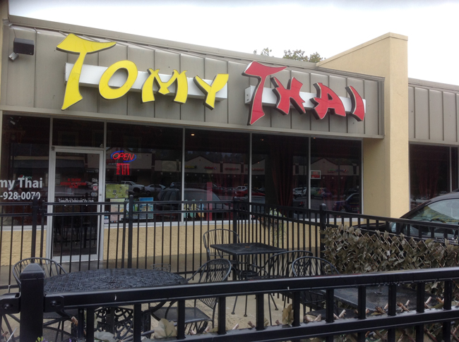 Tomy Thai Serving Up Asian In East Tennessee!