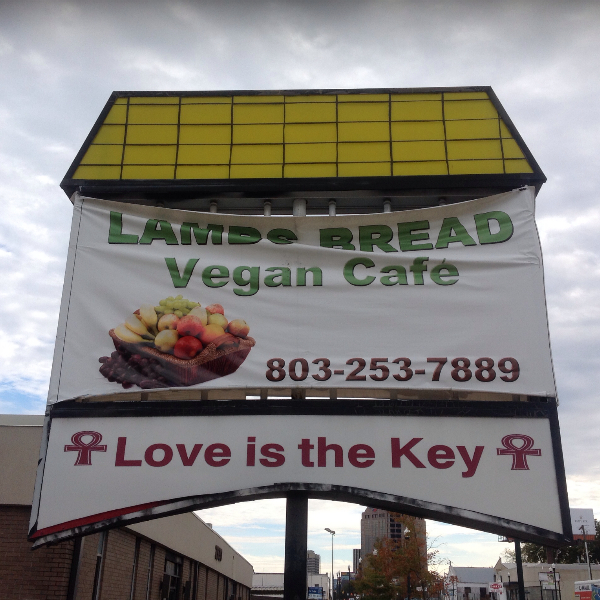 Lamb's Bread Vegan Café in Columbia, SC, Serves Non-GMO, Organic Soul Food!