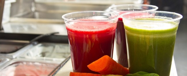 Fresh Juices and Smoothies