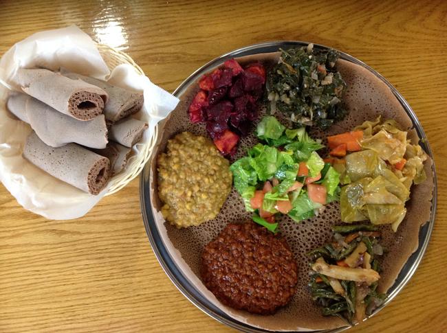 Vegetable Platter $16