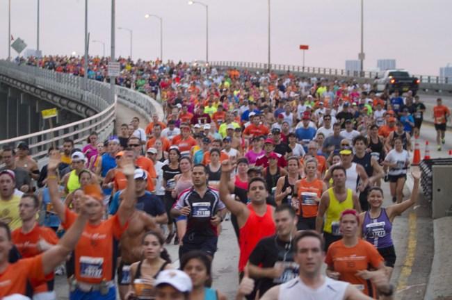 Gotta Run: Miami Marathon