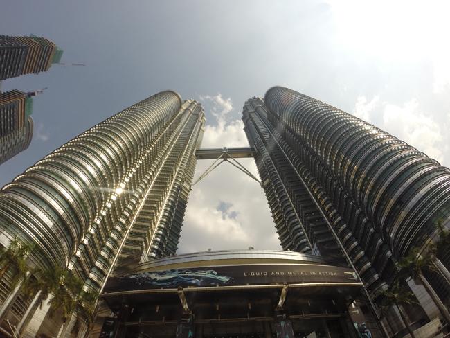Petronal Towers, Kuala Lumpur