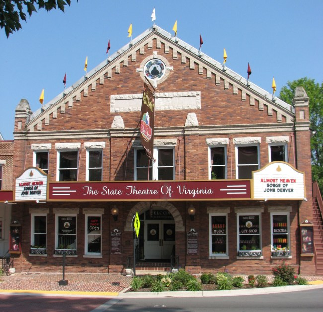 The Barter Theater, Abingdon, VA
