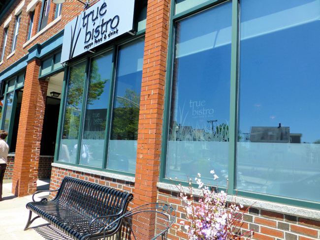 True Bistro: Awarded Boston's Best 2014 by CBS Boston!