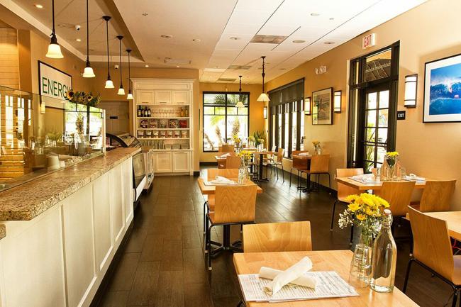 Christopher's Kitchen Interior