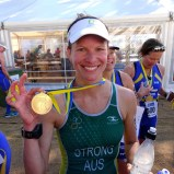 Kate Strong — Attempts A New World Record To Inspire Conscious Living!