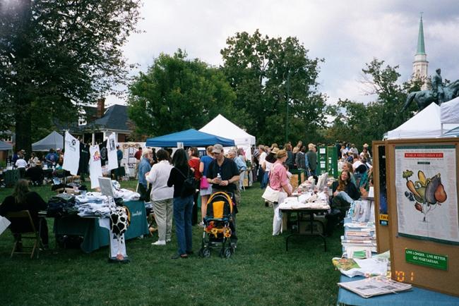 Charlotteville VegFest