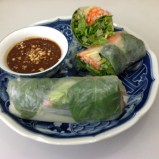 Healthy Vegan Summer Rolls
