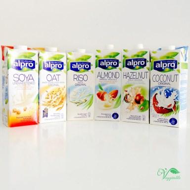 Bebidas Vegetais - Alpro2