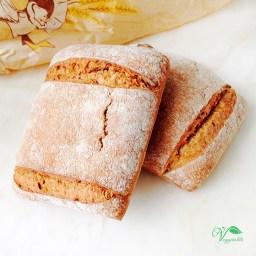 Pão de Trigo e Centeio