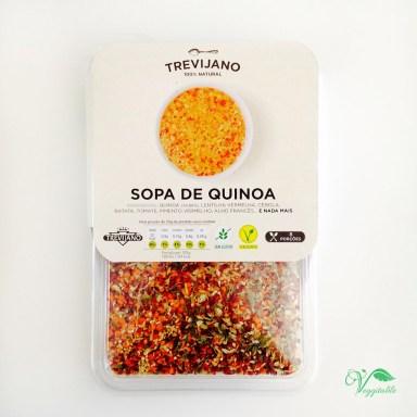 Preparado Sopa de Quinoa