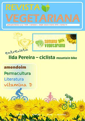 Revista Vegetariana - Edição primavera/verão 2014