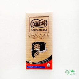 Chocolate Preto Nestle