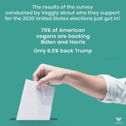 American Vegans Backing Biden