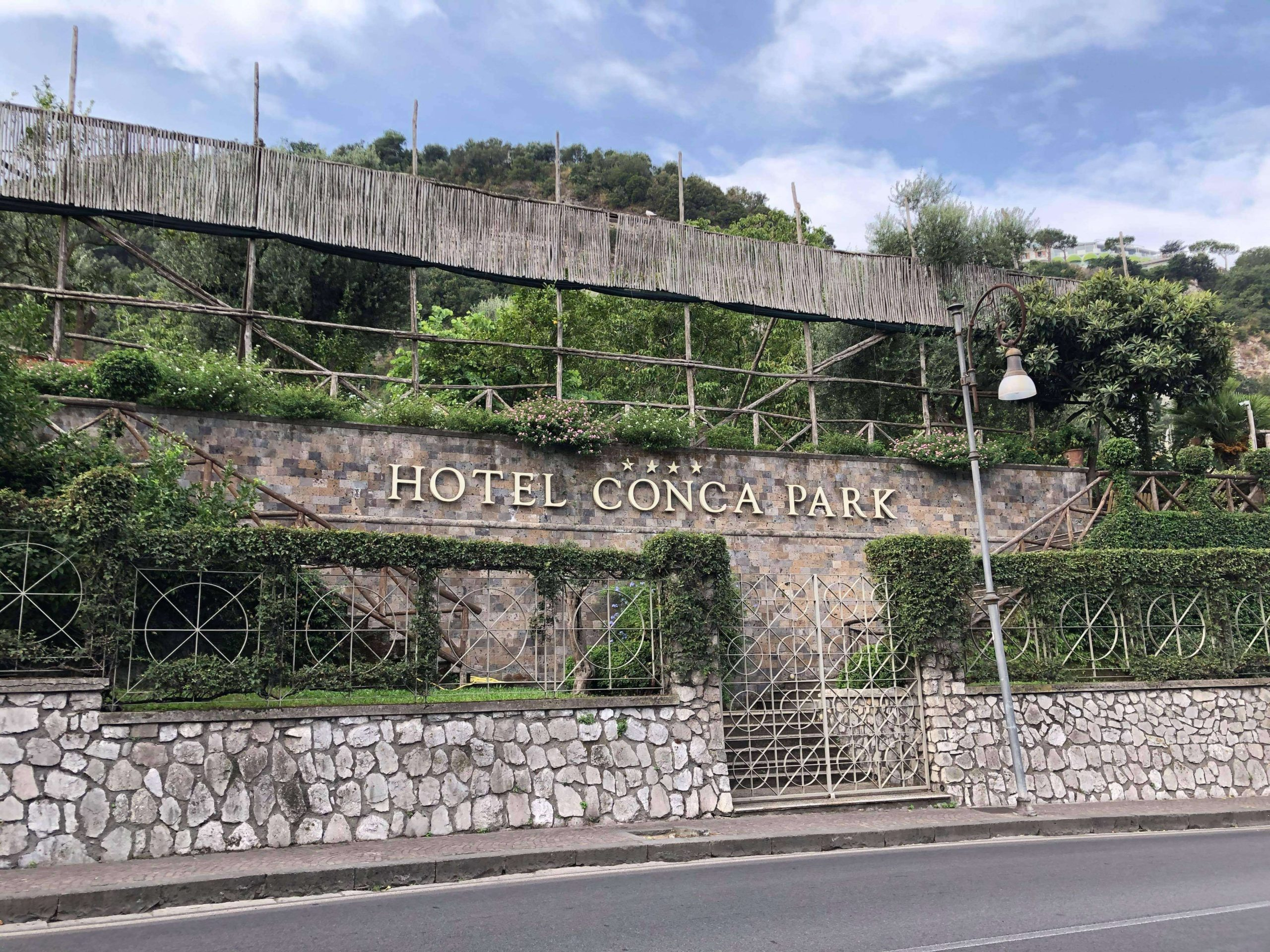 Things to do in Sorrento - Hotel conca park