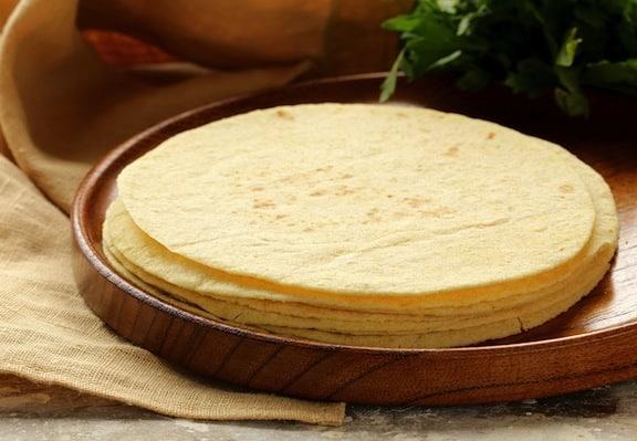Corn tortillas recipe