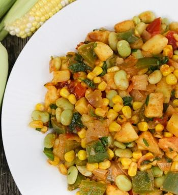 Pennsylvania Dutch Succotash