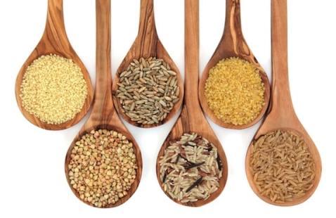 whole grain varieties