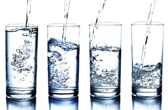 water detox — why it's important to drink water
