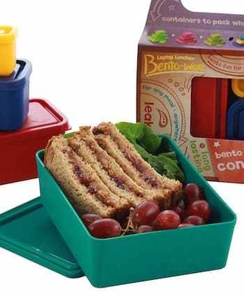 Laptop Lunches school bento box