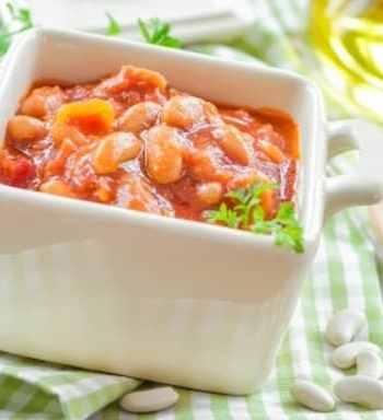 Sephardic bean stew