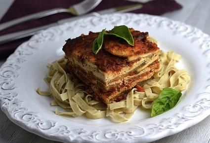 Italian Eggplant Casserole - Slow Cooker