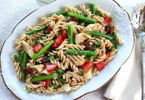 recipe: marinated artichoke hearts pasta [4]
