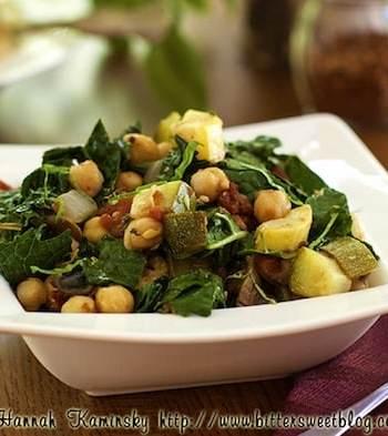 Italian Vegetable ragout recipe